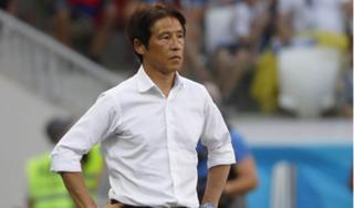 HLV Nishino: 'Chúng tôi gặp áp lực lớn khi đối đầu với U22 Việt Nam'