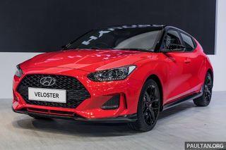 Hyundai bất ngờ ra mắt Veloster Turbo 2020, nâng cấp từ trong ra ngoài