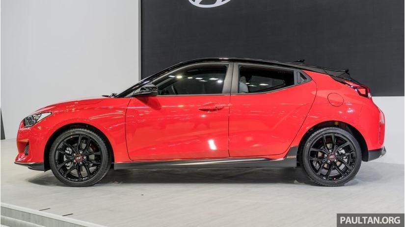 Hyundai bất ngờ ra mắt Veloster Turbo 2020, nâng cấp từ trong ra ngoài2
