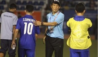 HLV Nishino: 'Tôi xin nhận mọi trách nhiệm về kết quả này'