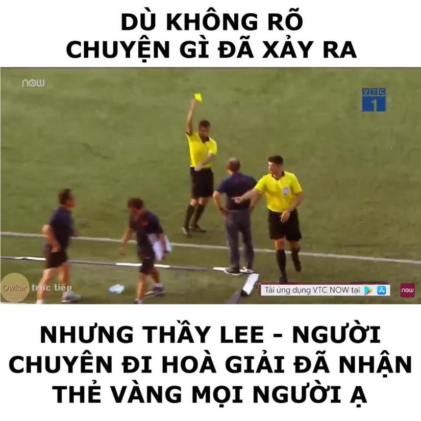 Cười nghiêng ngả với loạt ảnh chế sau trận U22 Việt Nam - U22 Thái Lan13