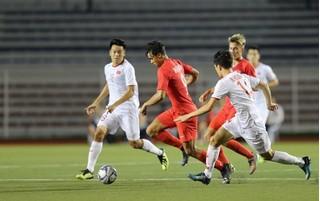 Tiết lộ lý do khiến các cầu thủ U22 Singapore đá như 'lên đồng' trước U22 Việt Nam