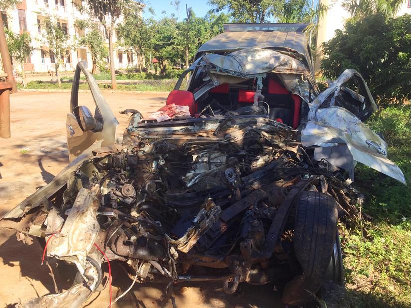 Vụ tai nạn thảm khốc tại Gia Lai: cả 4 người trên xe gây tai nạn đều có nồng độ cồn trong máu