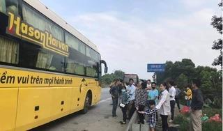Hãng xe Hà Sơn Hải Vân ngang nhiên 'làm loạn' đường phố Hà Nội?