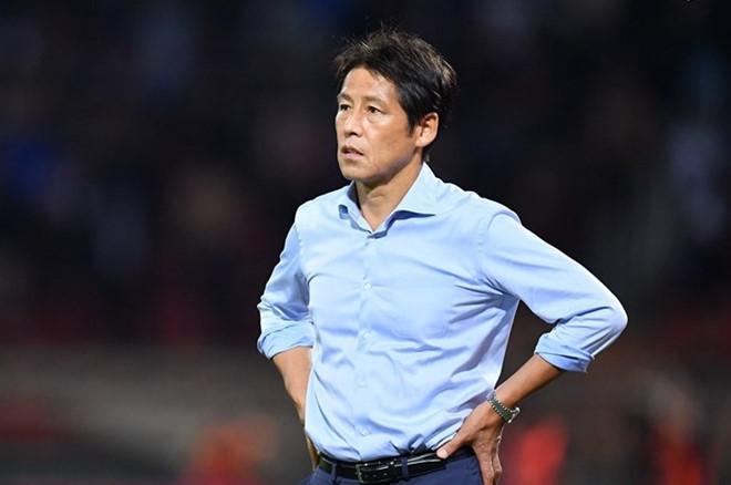 Báo Thái Lan cho rằng U23 châu Á là cơ hội cuối cùng của HLV Nishino