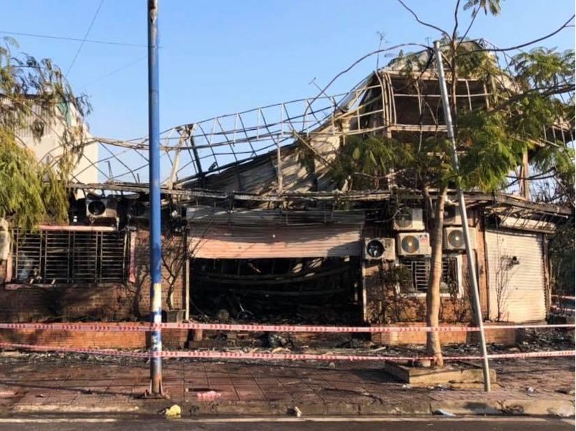 Danh tính 4 nạn nhân thiệt mạng vụ cháy quán ăn ở Vĩnh Phúc