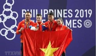 VĐV Việt Nam được thưởng
