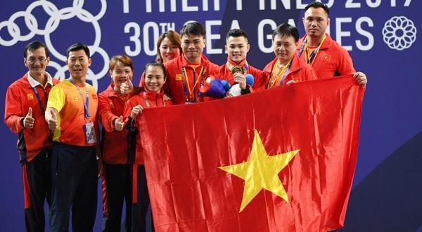 VĐV Việt Nam được thưởng 'nóng' bao nhiêu cho HCV SEA Games 30?