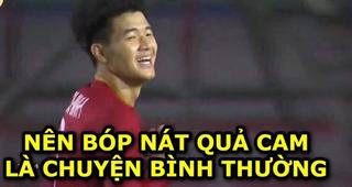 Ảnh chế siêu hài trận U22 Việt Nam - U22 Campuchia: Hà Đức Chinh 'chiếm sóng'