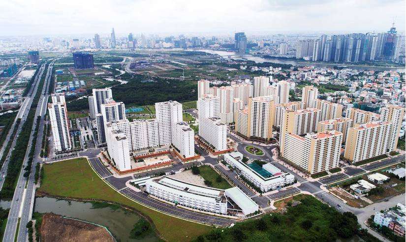TP.HCM cần ủng hộ nhà đầu tư xây dựng chung cư có nhiều tầng hầm 2