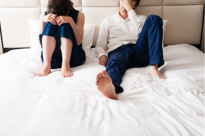 Những tai nạn phòng the các cặp đôi thường gặp khi 'yêu'