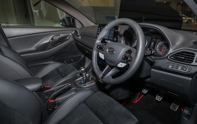 giá Hyundai i30 N 3