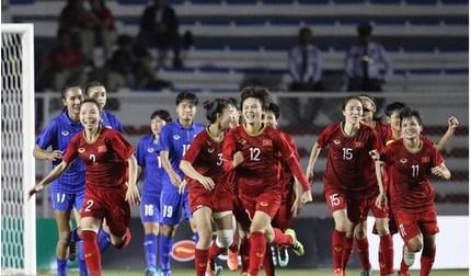 Báo quốc tế hết lời ngợi khen chiến tích lịch sử của đội tuyển nữ Việt Nam