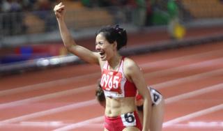 Cảm phục 'mẹ bỉm sữa' Nguyễn Thị Huyền giành Huy chương Vàng tại Sea Games 30