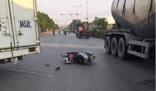 Va chạm với xe tải, mẹ tử vong, con gái 7 tuổi nguy kịch