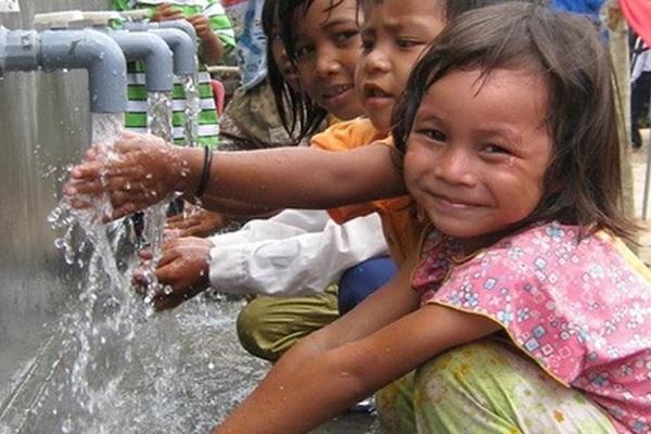 51% người dân nông thôn được dùng nước sạch