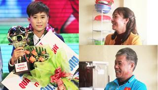 Tiết lộ bất ngờ về 'số 7' của tuyển bóng đá nữ Việt Nam