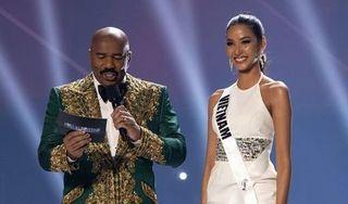 Hoàng Thùy nói gì sau khi dừng ở Top 20 Hoa hậu Hoàn vũ 2019?