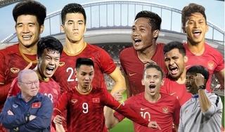 HLV Anh: 'U22 Indonesia đang lo sợ U22 Việt Nam'