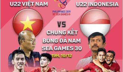 Trực tiếp U22 Việt Nam vs U22 Indonesia: Cháy lên giấc mộng vàng !