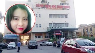 Lý do nữ trưởng phòng xinh đẹp ở Bệnh viện Nhi Nam Định bị bắt