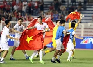Tiền thưởng cho U22 Việt Nam tăng 'chóng mặt' sau HCV SEA Games lịch sử