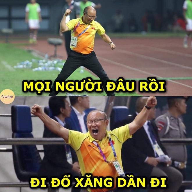 Loạt ảnh chế bùng nổ khi U22 Việt Nam giành HCV SEA Games 303