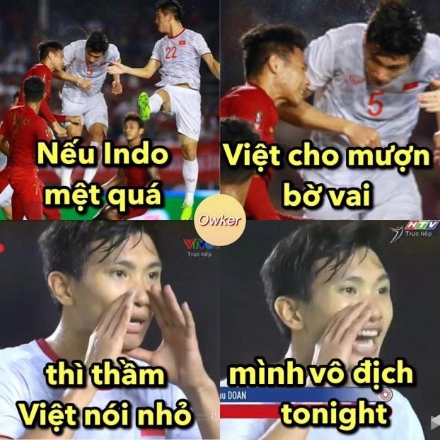 Loạt ảnh chế bùng nổ khi U22 Việt Nam giành HCV SEA Games 307
