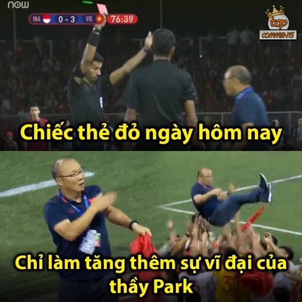 Loạt ảnh chế bùng nổ khi U22 Việt Nam giành HCV SEA Games 309