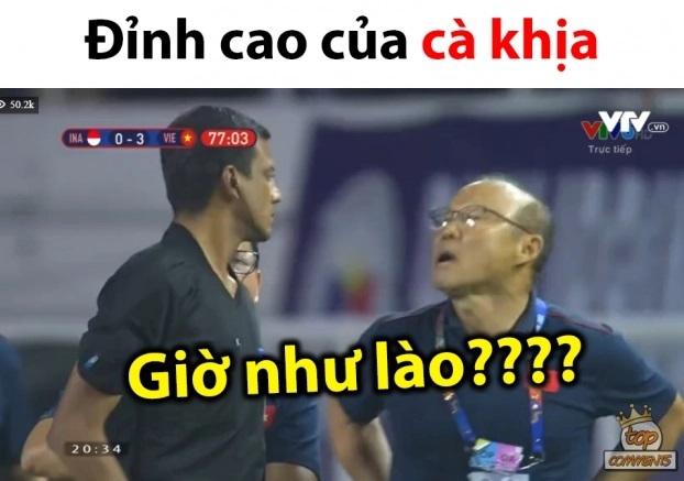 Loạt ảnh chế bùng nổ khi U22 Việt Nam giành HCV SEA Games 3010