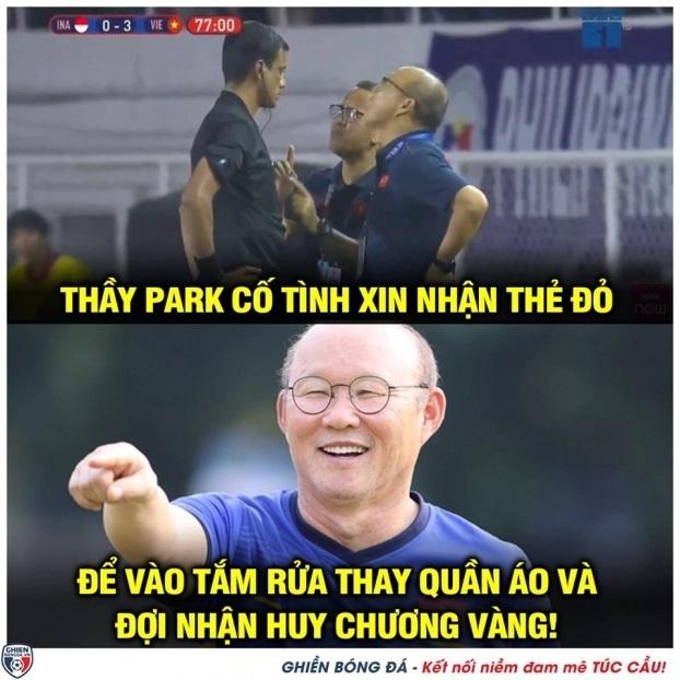 Loạt ảnh chế bùng nổ khi U22 Việt Nam giành HCV SEA Games 3011