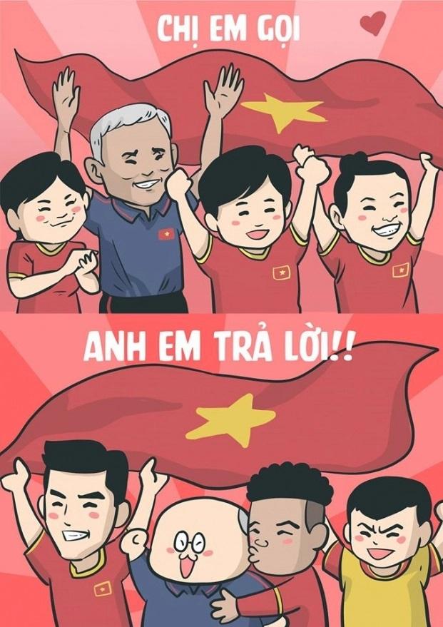 Loạt ảnh chế bùng nổ khi U22 Việt Nam giành HCV SEA Games 3013