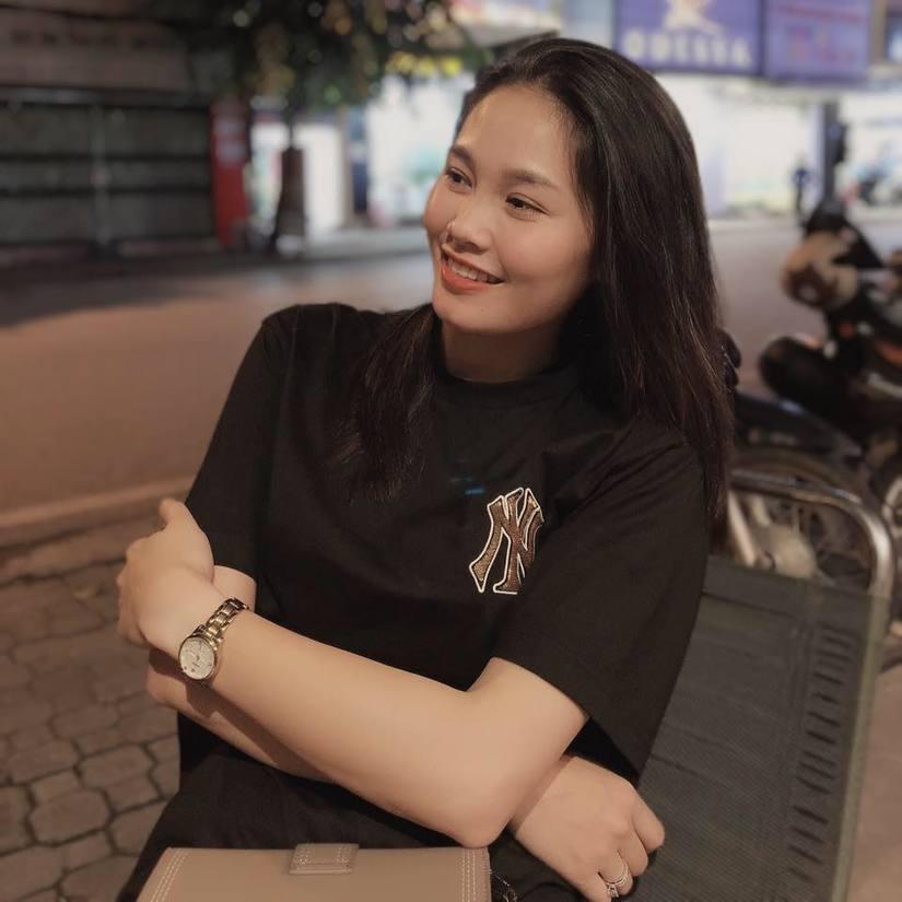 Ảnh đời thường xinh đẹp của nữ VĐV Nam Định lần đầu dự SEA Games 7