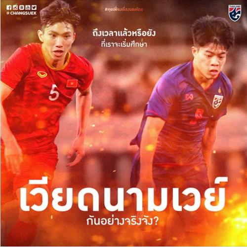 Người Thái muốn nghiên cứu và học tập cách làm bóng đá của Việt Nam