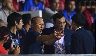 Ban tổ chức SEA Games làm hòa với HLV Park Hang Seo