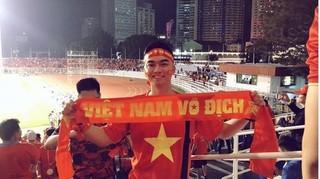 Sao nhí Hà Duy vinh dự được chở U22 Việt Nam và đội tuyển nữ về nước