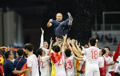 Thầy Park nhắn nhủ học trò sau chiến thắng