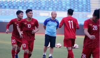 HLV Anh: 'U22 Việt Nam có thể làm nòng cốt cho giấc mơ dự World Cup'
