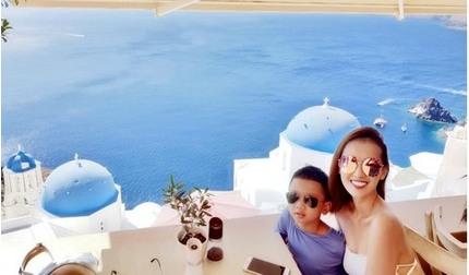 Diễn viên Lã Thanh Huyền và trải nghiệm du lịch 40 nước trên thế giới