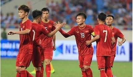AFC: 'U23 Việt Nam đang hướng tới Olympic Tokyo 2020'