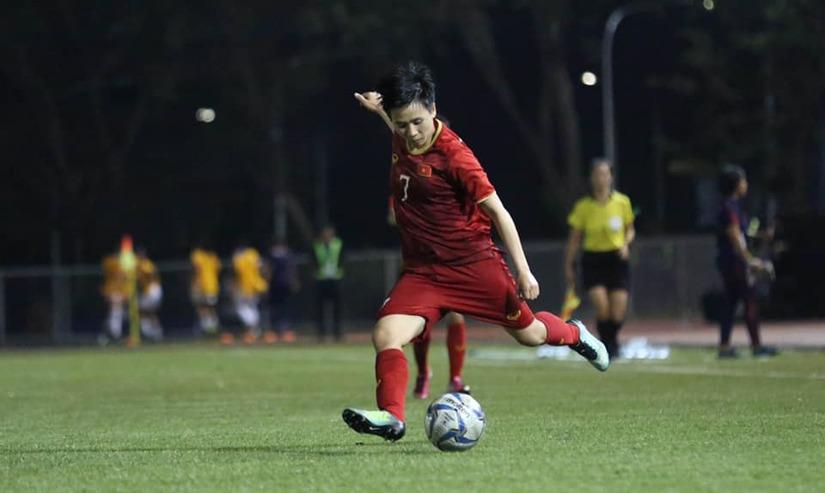 Cô gái vàng bóng đá nữ Việt Nam: Đây là lần đầu tiên được quan tâm4