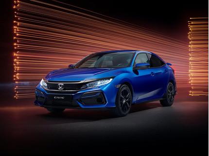 Honda Civic Sport Line 2020 giá từ 777 triệu đồng có gì đặc biệt?
