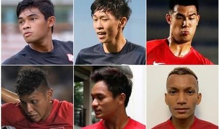 9 cầu thủ Singapore bị phạt nặng sau thất bại ê chề tại SEA Games 30