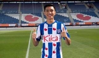 Đoàn Văn Hậu được đăng ký trong đội hình Heerenveen thi đấu đêm nay