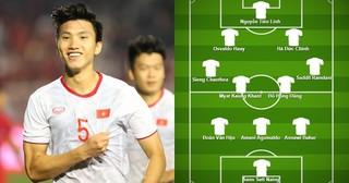 Thái Lan bị mỉa mai vì không có cầu thủ nào trong đội hình tiêu biểu SEA Games