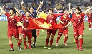 Tuyển nữ Việt Nam tiếp tục bỏ xa Thái Lan trên bảng xếp hạng FIFA