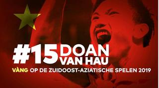 SC Heerenveen vinh danh Văn Hậu sau thành tích vô địch SEA Games