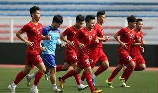 Nhiều cầu thủ U23 Việt Nam phải tập riêng tại Hàn Quốc