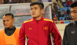 Trung vệ đội tuyển Việt Nam ra nhập đội bóng Thai League