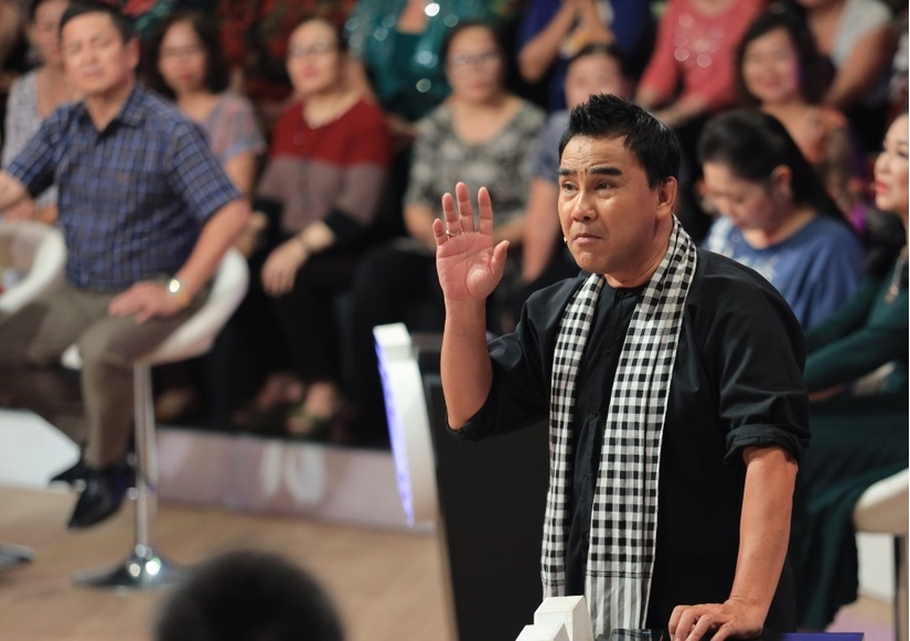 Bị sốt rét hành hạ khi đóng phim, Quyền Linh suýt mất mạng